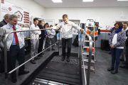 Nissan pone en marcha un centro de formación y seguridad para empleados y proveedores en Cantabria