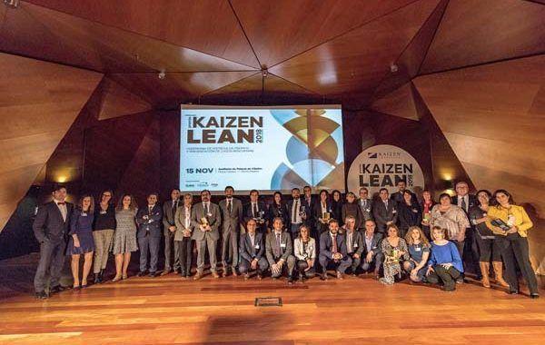 Kaizen Institute premia a empresas españolas por su compromiso y desempeño en Mejora Continua
