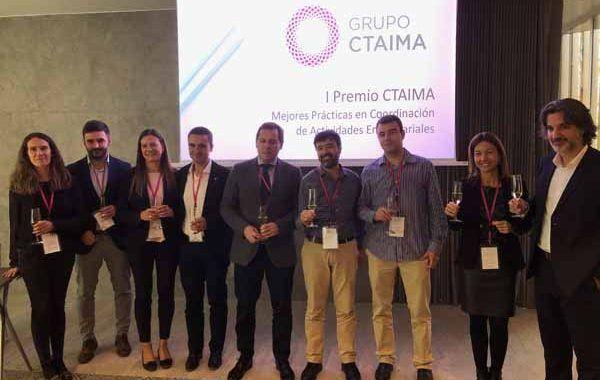 Portaventura y Cafosa, las empresas ganadoras del Primer Premio CTAIMA a las Mejores Prácticas en CAE