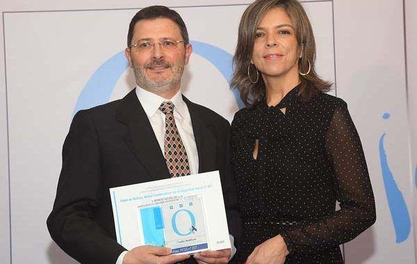 Unión de Mutuas recibe la acreditación QH 3 estrellas por su excelencia en calidad asistencial