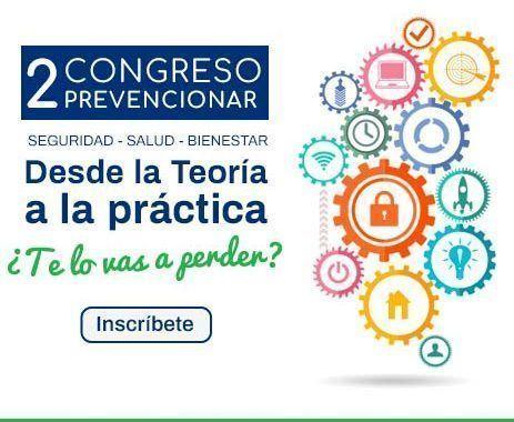 Congreso Prevencionar - Octubre 2019 - Inscripciones Abiertas #Madrid