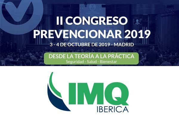 IMQ Ibérica analizará lasituación legal de la auditoría legal de PRL en el #CongresoPrevencionar