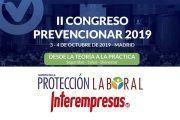 La revista Protección Laboral patrocinadora del II Congreso Prevencionar 2019