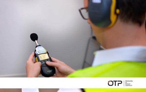 OTP organiza un curso para técnicos sobre estrategias de medición y valoración de ruido