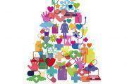 Queremos compartir la suerte de tener salud - Feliz Navidad - TecnoPreven