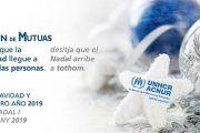 Unión de Mutuas desea que la Navidad llegue a todas las personas