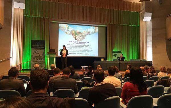 Activa participación de Fraternidad-Muprespa  en el 8º Congreso Internacional de Ergonomía y  Psicosociología Aplicada en Santander
