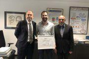 MC MUTUAL recibe una mención especial por su gestión del riesgo en la II Edición del Premio a las Buenas Prácticas en el ámbito de la Excelencia en la Gestión Sanitaria
