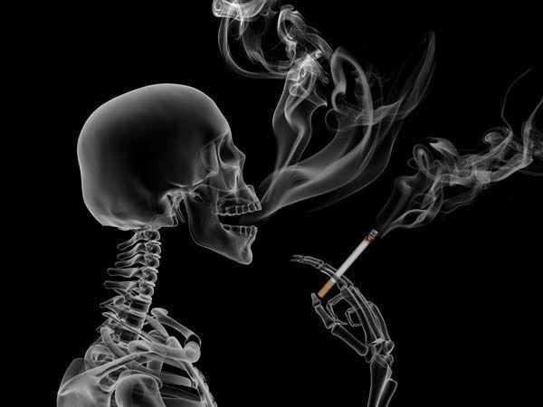 Aumenta el consumo diario de tabaco