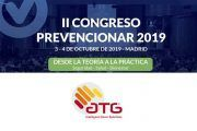 ATG® Intellingent Glove Solutions tendrá un STAND en el II Congreso Prevencionar