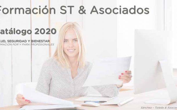 Conoce el catálogo de Formación 2020 de Sánchez-Toledo & Asociados