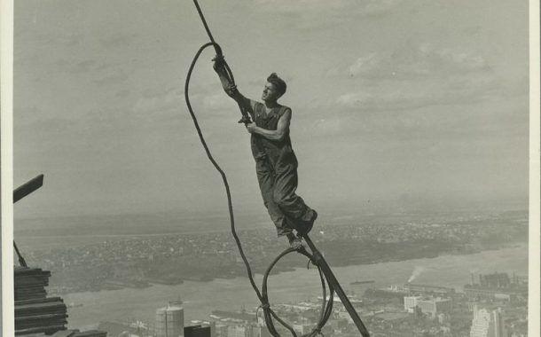 Oficios antiguos y peligrosos: La construcción de el Empire State