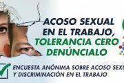 CSIF lanza una macroencuesta para detectar el acoso sexual y la discriminación laboral