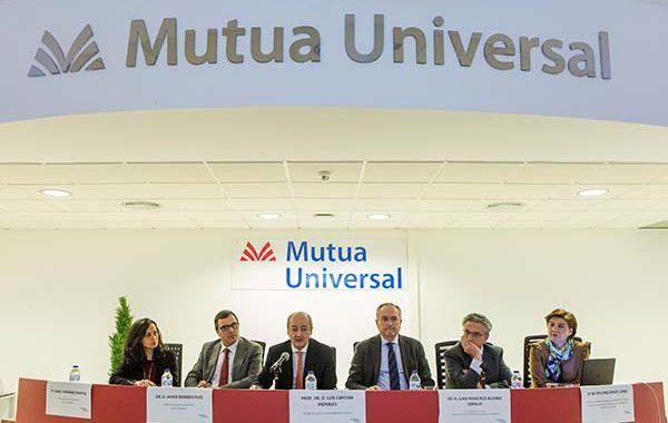 Mutua Universal y la Consejería de Salud de la Junta de Andalucía presentan los últimos avances en salud laboral