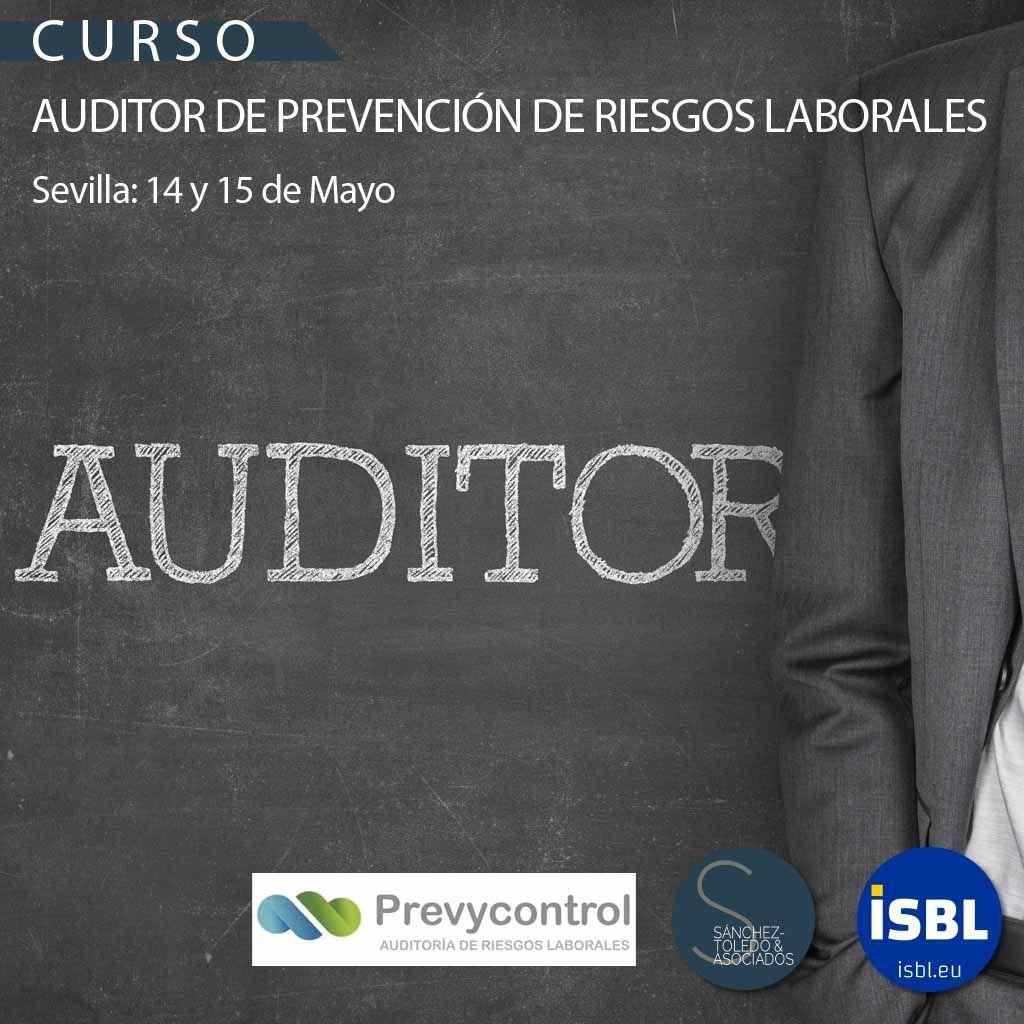 Curso: Auditor de Prevención de Riesgos Laborales #Sevilla