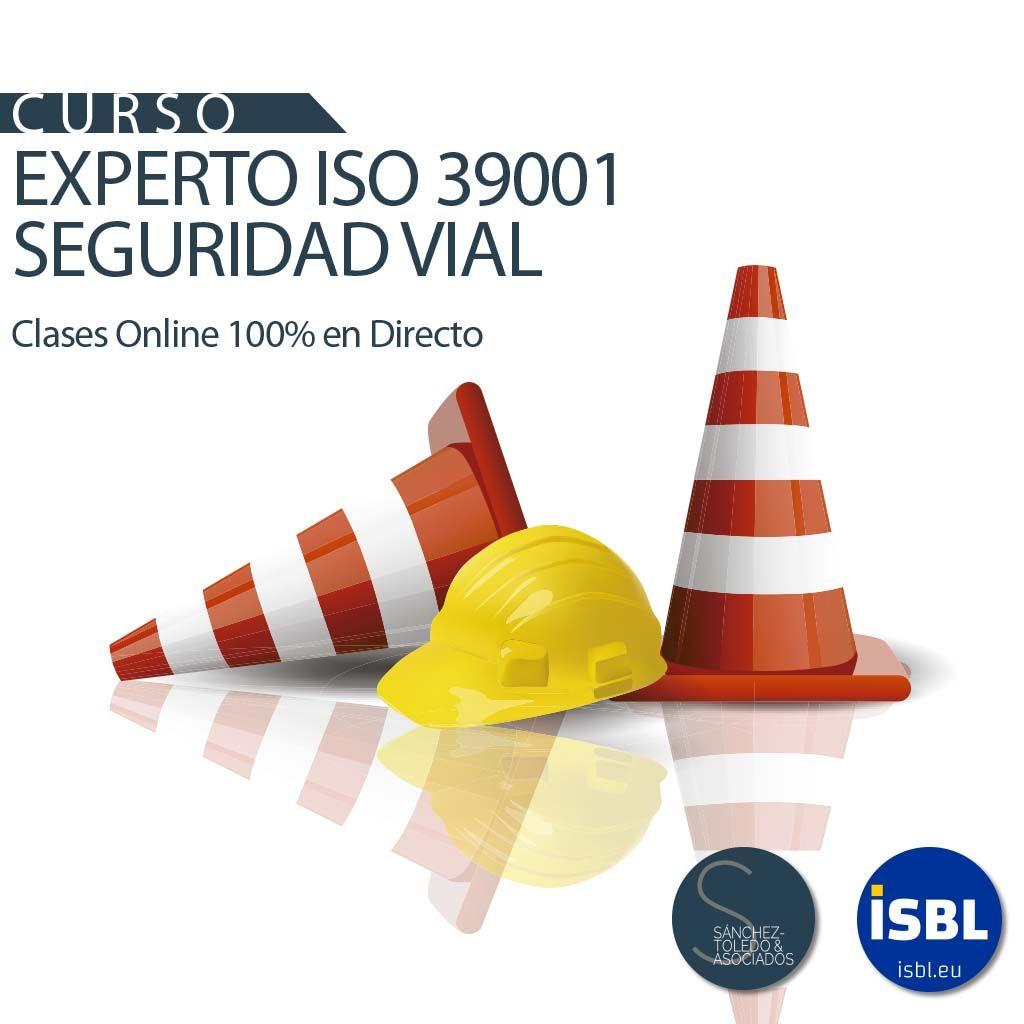 Curso Experto ISO 39001   Última semana de matricula - 100% OnLine