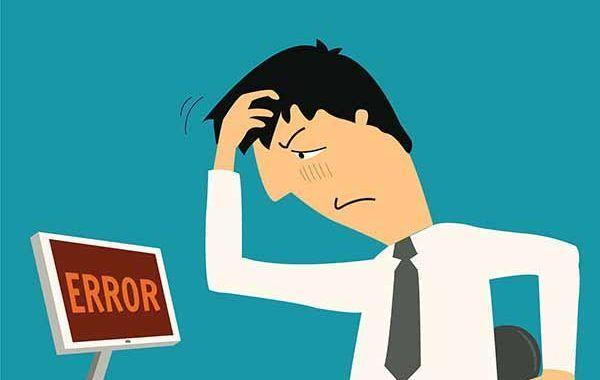 10 errores que comenten los prevencionistas