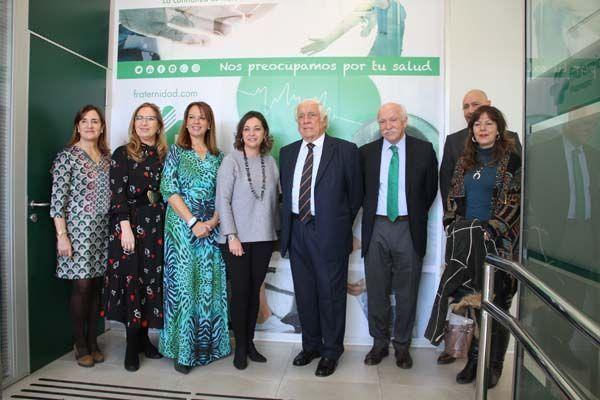 Fraternidad-Muprespa inaugura su nuevo centro asistencial en Córdoba