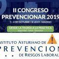 El Instituto Asturiano de Prevención de Riesgos Laborales (IAPRL) se suma al II Congreso Prevencionar 2019