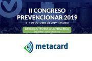 Metacard patrocinador del Congreso Prevencionar 2019