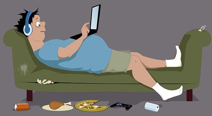 La prevención de los efectos sobre la salud derivados del trabajo sedentario en jóvenes asociado a las nuevas tecnologías
