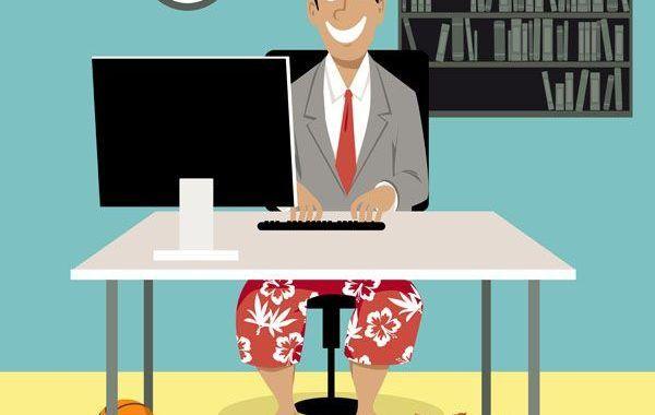 5 claves para que el teletrabajo no acabe con tu paciencia