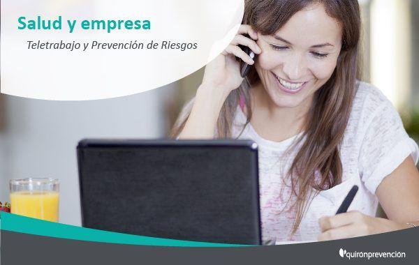 Teletrabajo y prevención de riesgos laborales ¿son compatibles?