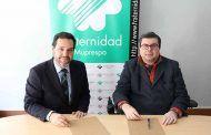 Fraternidad-Muprespa y FAMMA trabajarán conjuntamente para atender a los trabajadores con discapacidad