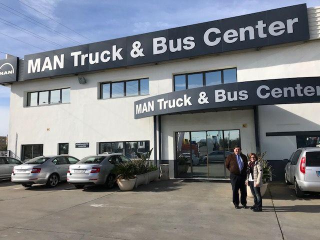 MAN Trucks & Bus Iberia somete a Auditoría Legal sus Sistemas de Gestión en Prevención de Riesgos Laborales con PREVYCONTROL