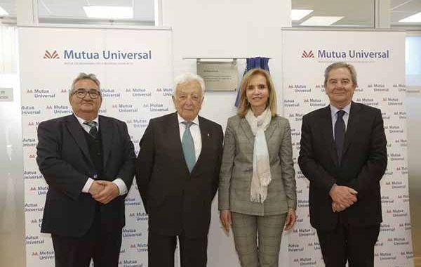 Mutua Universal inaugura un nuevo centro asistencial en Huelva