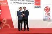 Mutua Universal recibe la Mención especial en Prevención de Riesgos Laborales de la Comunidad de Madrid
