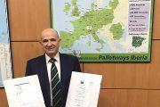 Palletways Iberia logra la certificación ISO 45001: 2018
