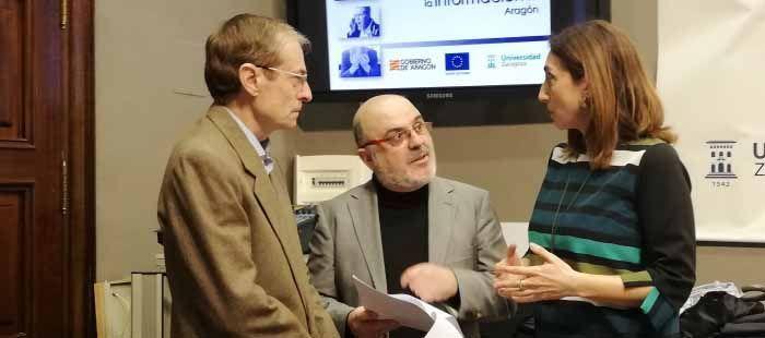 La Universidad de Zaragoza analiza los riesgos psicosociales de los profesionales de la comunicación