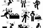 El Dato: 152 accidentes laborales cada hora, 2 trabajadores fallecidos cada día y 66 enfermedades profesionales en el 2018