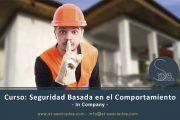 Curso InCompany: Seguridad Basada en el Comportamiento (SBC)