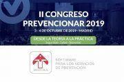 A.T. Medtra patrocinador del II Congreso Prevencionar 2019