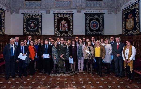 Médicos de Mutua Universal en la segunda promoción del curso 'Especialización médica de la incapacidad laboral' de la Universidad de Alcalá