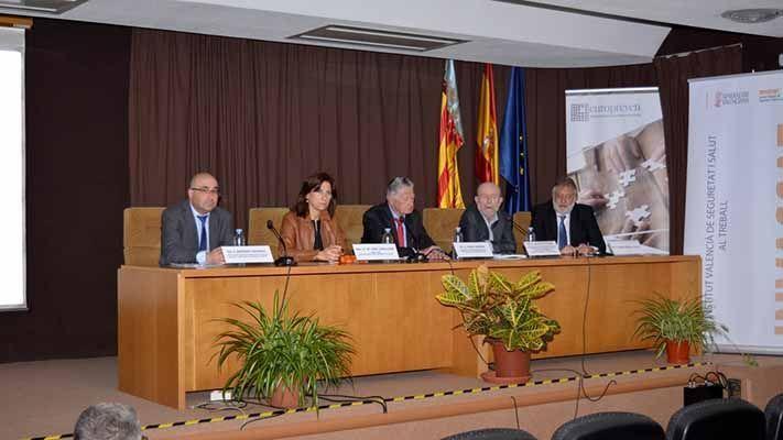 El INVASSAT acoge la V Jornada Interdisciplinar de seguridad y salud en el trabajo de Europreven