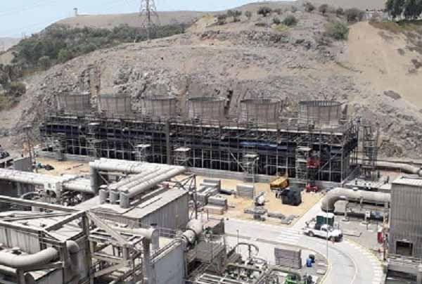 QuirónPrevención lleva a cabo actividades preventivas en la mayor central termoeléctrica de Perú