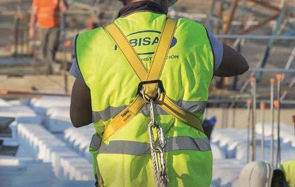 El Servicio de Prevención Propio de INBISA Construcción cumple su primer año