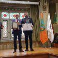 José Luis Martinez Jimenez Premio Nacional de Prevención PREVER 2018