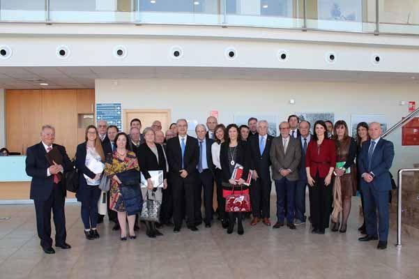 El presidente del Consejo de Graduados Sociales de España preside la Junta Directiva de Unión de Mutuas