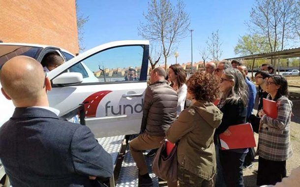 El gobierno extremeño se vuelca con la seguridad vial de la mano de Fundtrafic