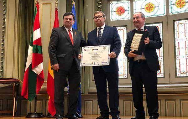 El CGRICT entrega sus medallas al Mérito Profesional y los Premios Prever 2018
