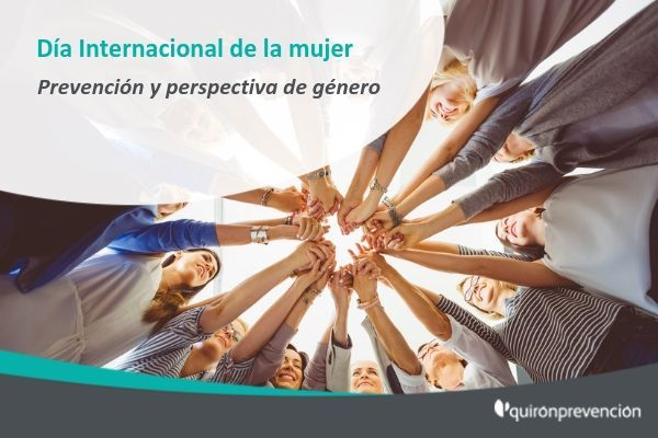 Prevención y perspectiva de género a examen en el día internacional de la mujer