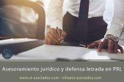 Sánchez-Toledo & Asociados lanza un servicio de Asesoramiento Jurídico y Defensa Letrada en PRL