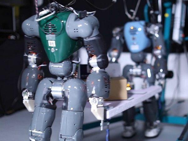 COMAN+ lleva la interacción entre humanos y máquinas a un nuevo nivel