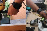 Presentan la última tecnología en medición de vibraciones: el reloj inteligente