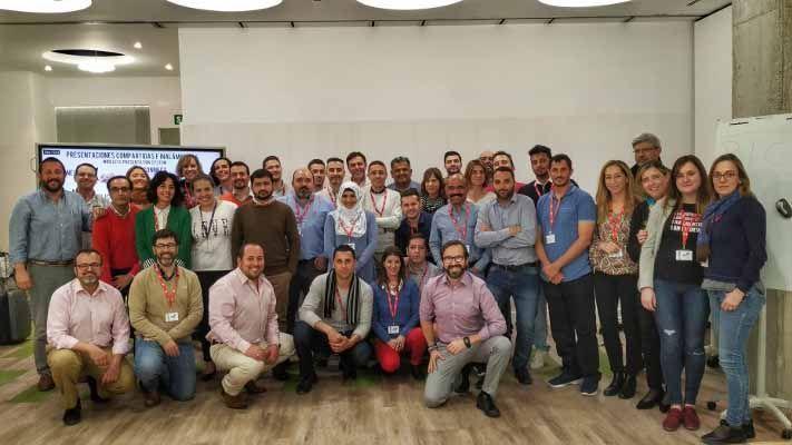 40 técnicos de Seguridad y Salud de Aqualia comparten conocimiento y formación en un encuentro internacional