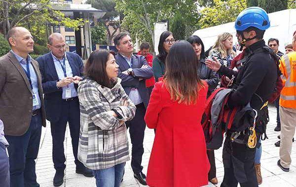 Cemex celebra el #28PRL en sus oficinas corporativas